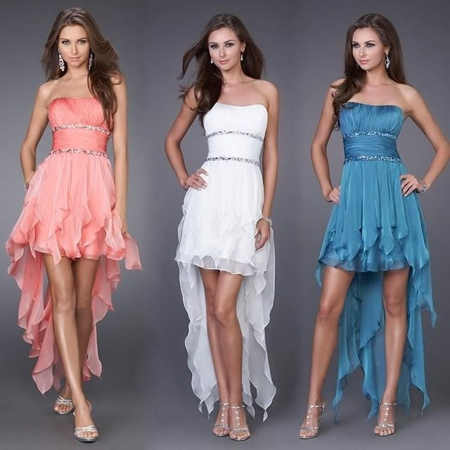 summer style Dress Stock Prom Evening Cocktail dress size 2 4 6 8 10 ...