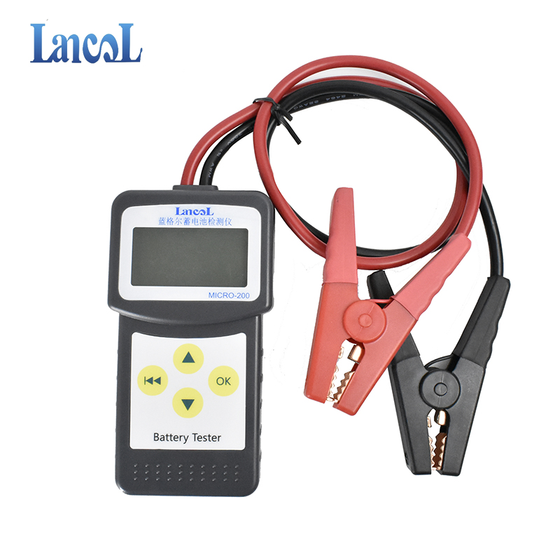 Lancol Micro Diagnostics Auto Factory 200 Car Automotive Battery Tools For Cars CCA100 2000 Battery Tester Car Tester