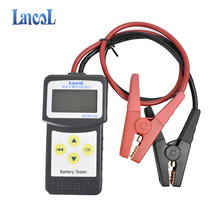 Lancol 12V Automotive Car Battery Tester Checker MICRO-200 30-200Ah with USB for Printing Japanese