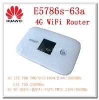 Unlocked 300Mbps Huawei e5786 E5786s 63a 4G LTE Cat6 Mobile WiFi Modem Wireless Router Hotspot