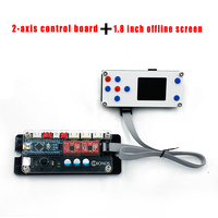 CNC Machine GRBL Offline Controller Board for 3018PRO 1610/2418/3018 PRO CNC 2 axis 3 axis Engraving Machine Y Axis USB Driver