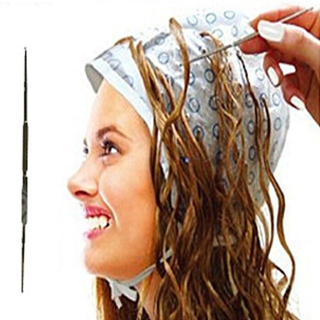 Salon Highlighting Cap Hairdressing Dye Coloring Stylist Technician