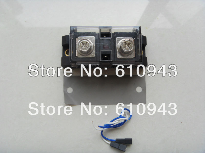 ФОТО high quality 200A SSR,input 90-280VAC  output 40-530VAc  single phase solid state relay