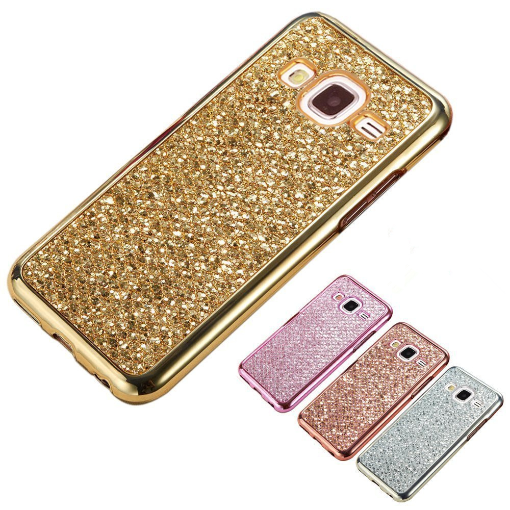 luxury glitter soft silicon case for samsung galaxy j3 j5. Black Bedroom Furniture Sets. Home Design Ideas