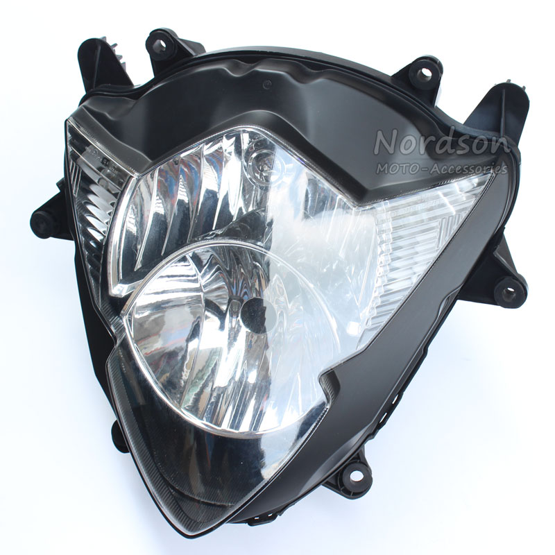 Motorcycle Headlight Assembly : Online buy wholesale motorcycle headlight assembly from