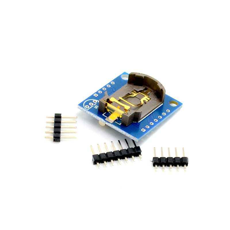 I2C RTC DS1307 AT24C32 בזמן אמת שעון מודול עבור 51 AVR ARM PIC עבור Arduino UNO