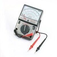 MF47F AC DC Voltmeter Ammeter Ohmmeter analogue multimeter ampere volt ohm meter