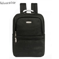 Waterproof Nylon Business Backpack Multifunction Laptop Backpack Large Capacity Solid Student Backpack Outdoor Sport Backpack