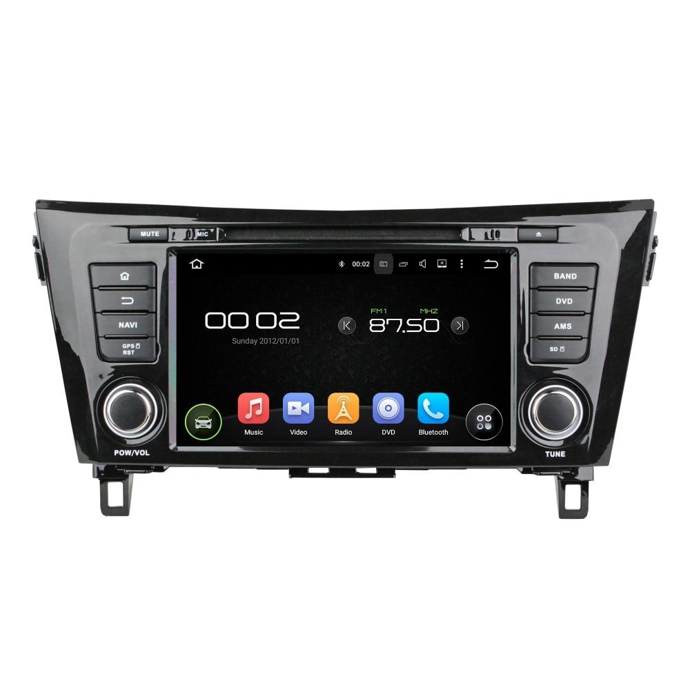 OTOJETA android8.0 car DVD multimedia player 8 core 4gb RAM 32gb ROM for Nissan Qashqai X-Trail 2014-2017 3G GPS stereo headunit