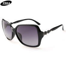 VEGA Stunner Shades HD Vision Visor Sunglasses Women Polarized Anti Glare UV Sunglass Best Oval Trendy Sunglass Styles 8837