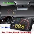 "Auto 5.5 ""Dados Projetor OBD II Carro HUD Head Up Display Brisas XC90 s40 v40 v50 v60 v70 v90 xc70 xc60 s60 s70 s50 S90"