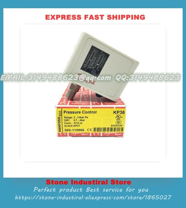 New original KP36 060-1108 (060-110866) Pressure switch Pressure controller 100% test good quality  new and original kp36 060 2133 pressure controller switch relay pressure switch