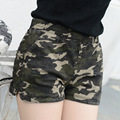 New design women shorts camouflage summer casual fashion slim fit design soft comfortable