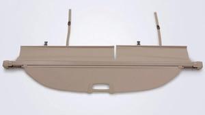 Image 4 - 2013 2014 2015 2016 2017 עבור טויוטה RAV4 Accessries אלומיניום & בד אחורי תא מטען צל מטען כיסוי 1 סט