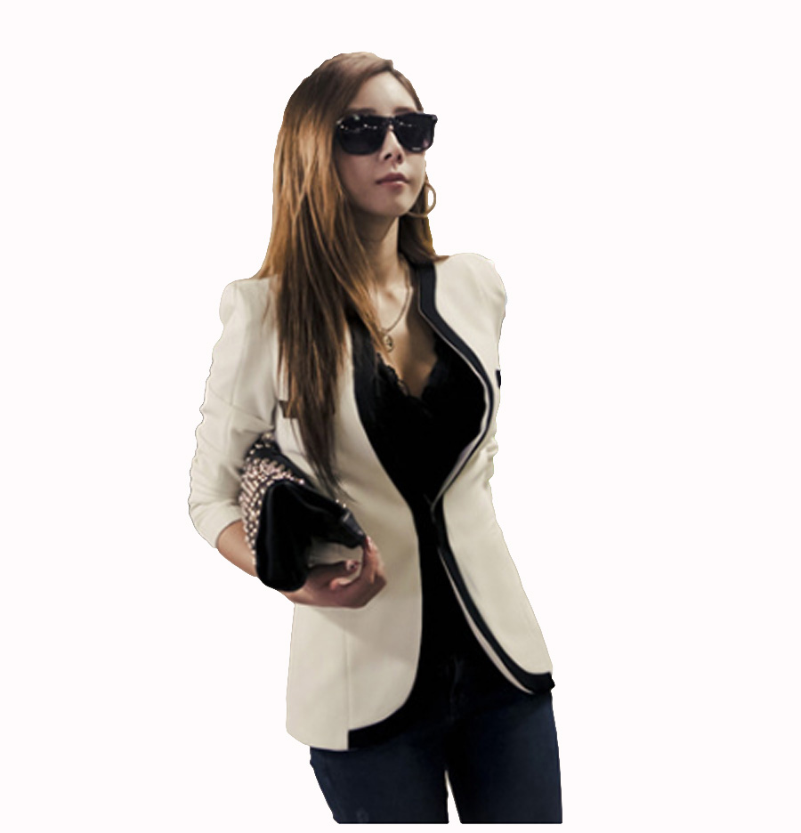 2019 Real New Arrival Full Blazer Women Flying Roc Ldies Blazer Sleeve Blaser Women Suit Jacket Female Feminine Femme Feminino