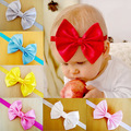 Hot Sell12pcs Kids Newborn Photography Props Girl Baby Children Infant Toddlers Bowknot Bebe Headband Hair Accessories Headwear