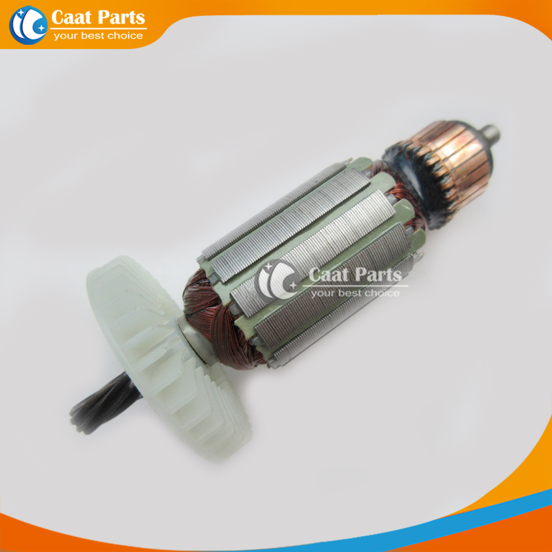 Free shipping! AC 220V Drive Shaft Electric Hammer Armature Rotor for Metabo SB620, High-quality! купить недорого в Москве