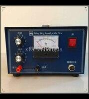 Ювелирные инструменты 110 В Профессиональный Пульс Искра Сварочный аппарат для ювелирных изделий