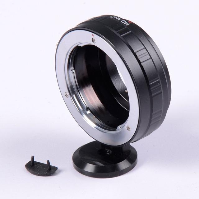 """Lente anel adaptador com tripé 1/4 """" de montagem para Minolta MD MC lente E SONY NEX E monte NEX-7 NEX-5 NEX-3"""