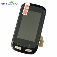 Skylarpu 3 Inch Complete LCD Screen for GARMIN EDGE 1000 Bicycle GPS Display with Touchscreen Digitizer Repair Replacement
