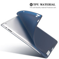 protective pu leather TPU Soft Tablets Case For iPad 2/3/4 Multi-fold Protective Cover Smart Wake Up Sleep PU Leather Tablet Case For iPad 2 3 4 Case (3)