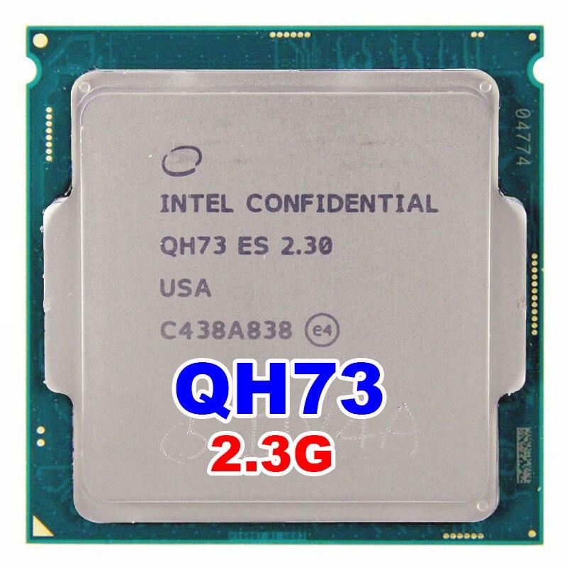 ES QH73 A0 ES I7 CPU processeur Génie version de 6700 k I7-6700K 2.3 ghz turbo boost 2.9 ghz 1151 quad core 8 fil DDR4