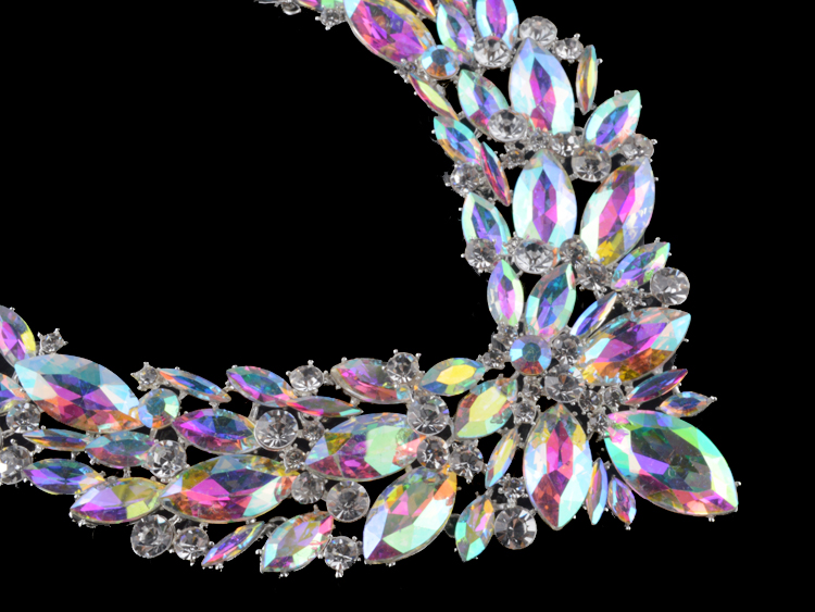 Crystal Bridal Gorgeous color 20