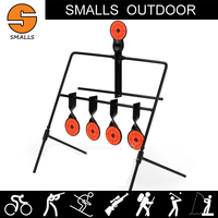 Tactical Airsoft Wind Bell Shooting Target For Outdoor And Indoor Steel BB Gun Bullet Target For