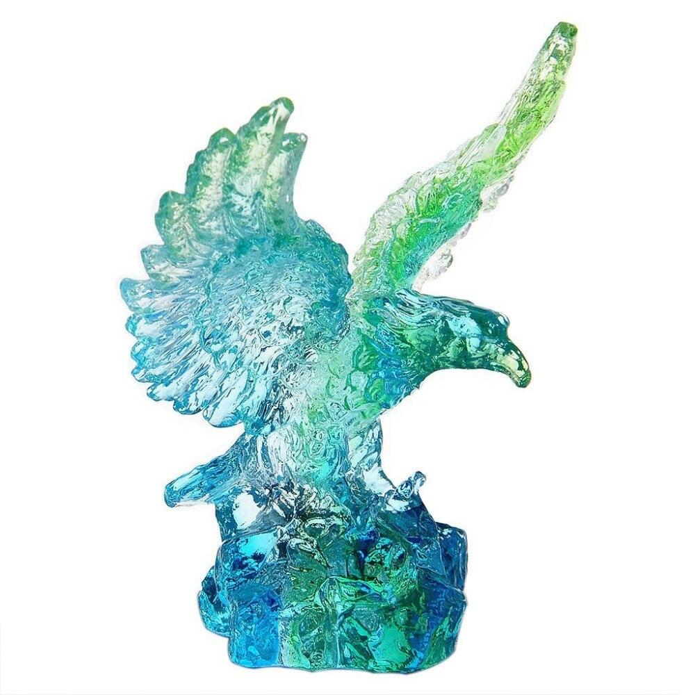 Gekleurde glazen beeldjes promotie winkel voor promoties gekleurde ...