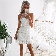MUXU white lace dress kleider fashion sukienka short womens clothing vetement femme bodycon roupas sexy patchwork