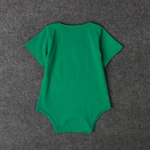 HTB1eTA8heSSBuNjy0Flq6zBpVXao - New 2016 new born baby clothes  Boys Girls Printed Christmas Romper Jumpsuit Xmas winter romper ld ourlove bebes