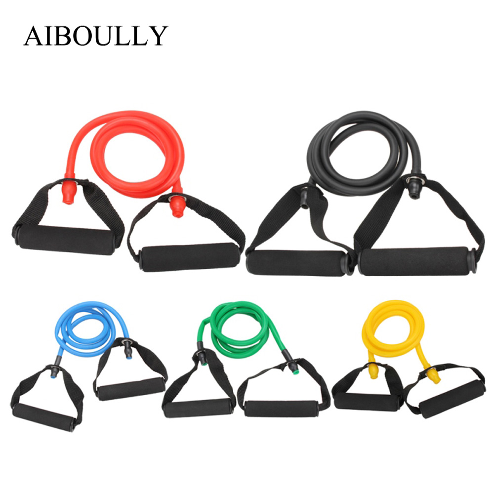Resistance Bands Sportchek: Rubber Latex Fitness Exercise Resistance Bands Muscle