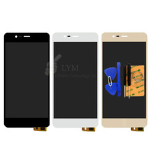 Gold White Black LCD+TP for Asus ZenFone 3 Max ZC520TL 5.2′ LCD Display+Touch Screen Digitizer Assembly Free Shipping+Tools