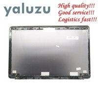 YALUZU 99% Новый Для Lenovo для IdeaPad U510 Lcd задний Топ задняя крышка AM0SK000100 чехол для экрана Корпус рамка Крышка серый