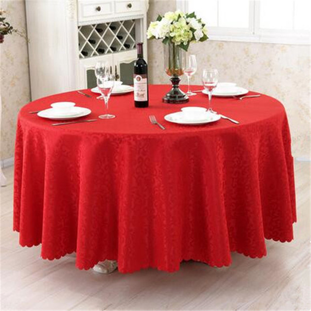 New 1Pcs High Grade Square Lace Printing European Style Restaurant Table  Cloth Tea Table Cloth