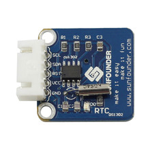 SunFounder RTC DS1302 Real Time Clock Module for Arduino (Battery not included)