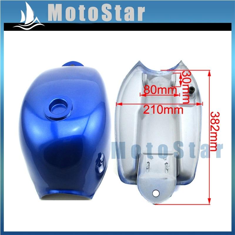 Automobiles & Motorcycles 100% Quality Black Fuel Gas Tank For Honda Mini Trail Monkey Motor Bike Z50 Z50a Z50j Z50r Motorcycle Moderate Price