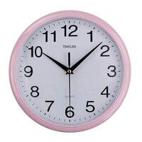 2020 nova chegada clássico do vintage relógio de parede redondo moderno plasitc relógio de quartzo horloge retro wathces relogio de parede