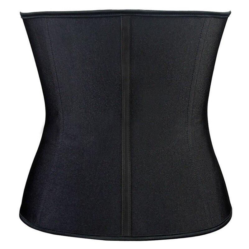 e83b995c39 Hot Products Neoprene Waist Trainer Body Shaper Zipper Corsets Wrap Belt  Sauna Shapewear Slimming Vest Plus size S M L XL XXL-in Waist Cinchers from  ...
