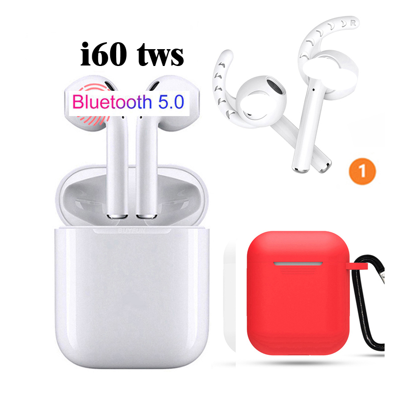 Old town i60 <font><b>tws</b></font> i60tws 60 Wireless <font><b>Bluetooth</b></font> Headset 5.0 Touch PK <font><b>tws</b></font> i10 i18 <font><b>i19</b></font> i20 i30 i40 i50 i60 i70 image