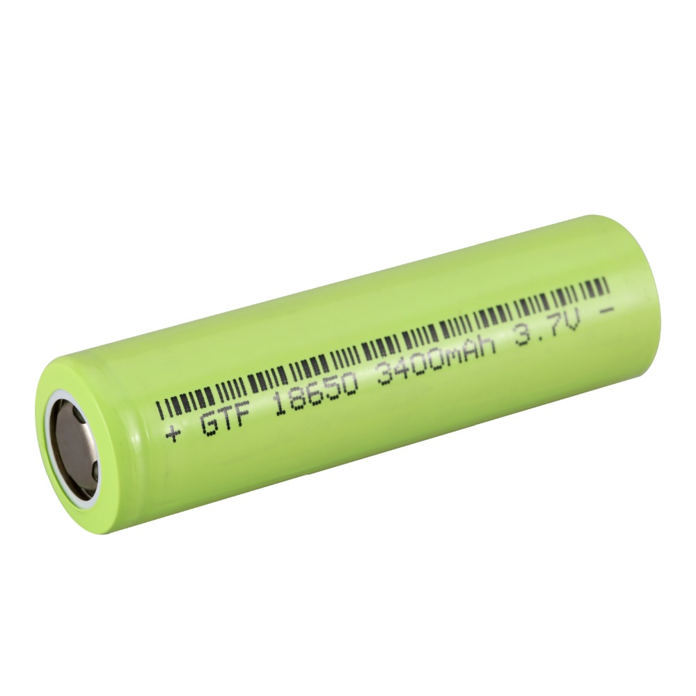 1-10pcs 18650 3.7V 3400mAh Rechargeable Li-ion Batteria 18650 Battery For Electronic Cigarette Toy Tools Flashlight US18650 Cell