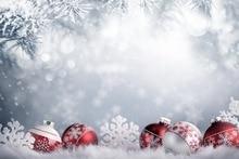 Рождество Фон фотографии Задний план Рождество дерево камин печатных новорожденный фото фон D-9671
