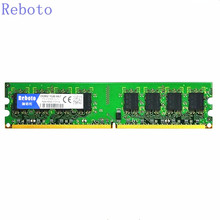 Reboto  DDR2 2GB ram 800Mhz 667Mhz  Work  FOR Full compatible memory