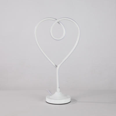 27W - 3S Three Color Interchangeable Table Lamp LED AC 220V