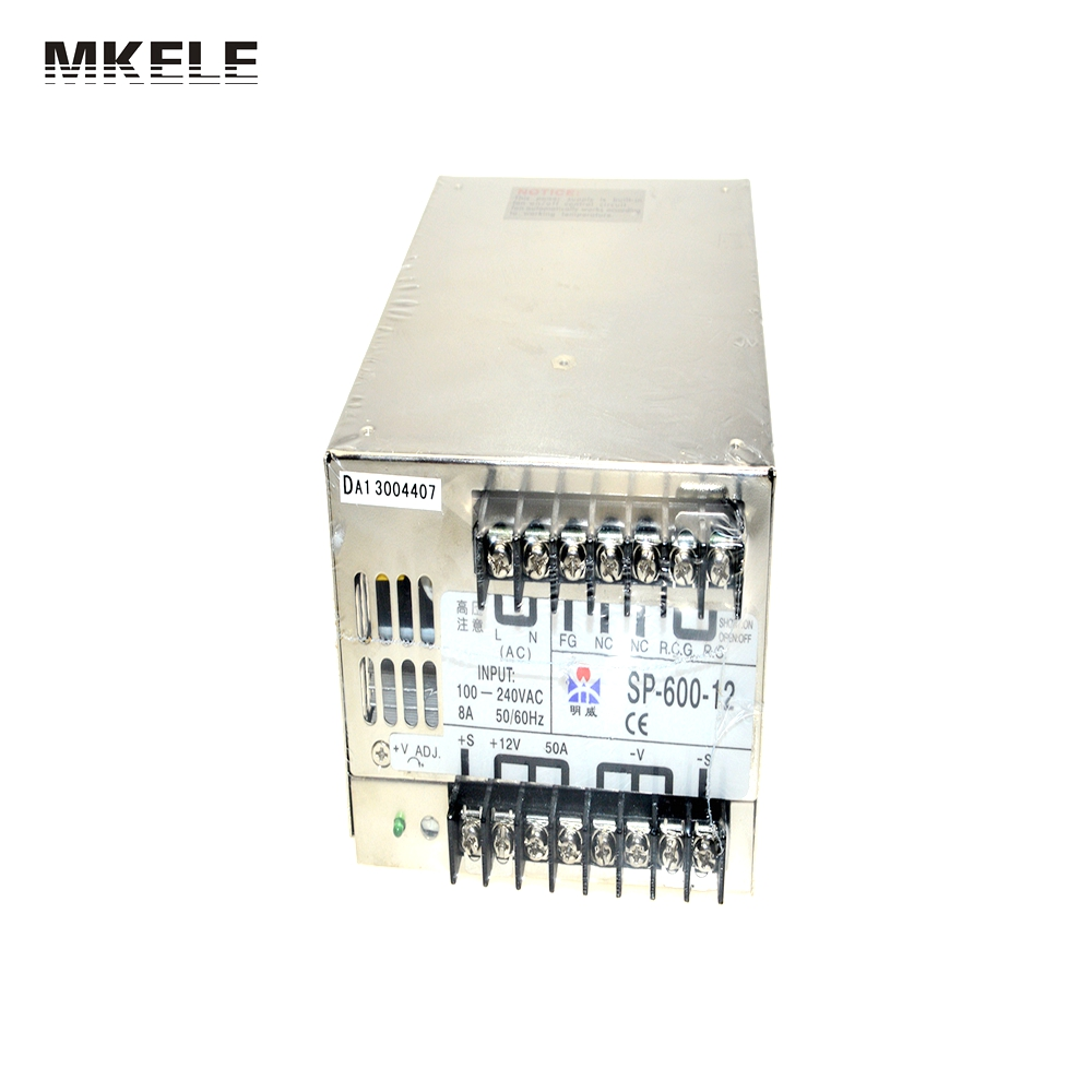 ФОТО (S-600-15) electronic driver 110/220VAC input DC 15 volt 600w switching power supply