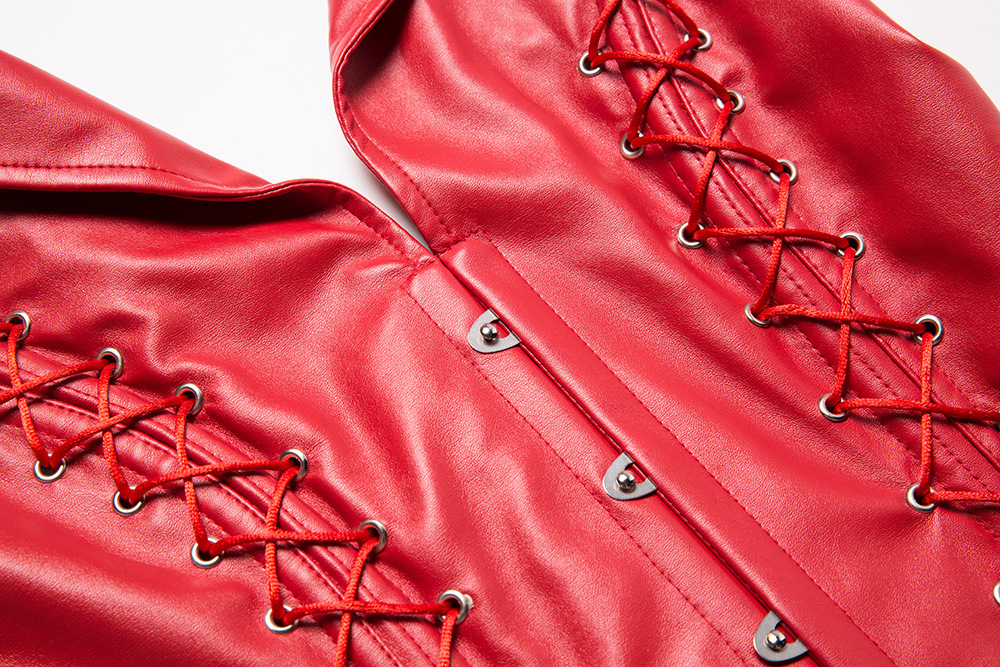 Steel Bone Corset Vest