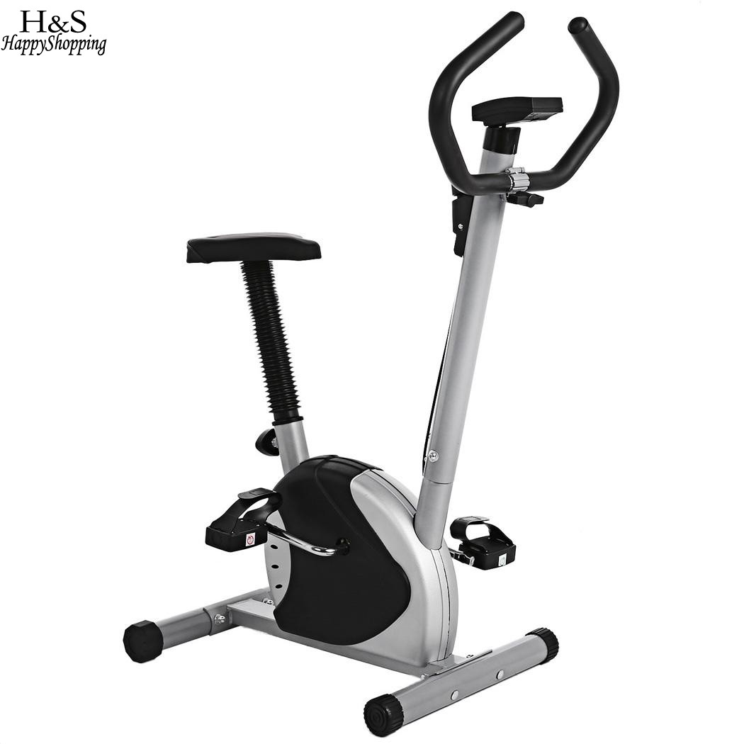 Brand New Stainless Steel Fitness Bike Unisex Indoor Health Fitness Cycling Bike Fitness Equipment 2018 new pedal exercise bicycle mute household magnetic stationary exercise bike indoor fitness cycling equipment bicycle
