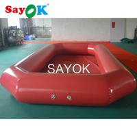 Home or commercial use inflatable water pool entertainment water facilities for adult or children