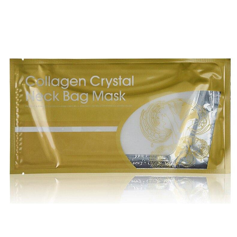 Kristall Kollagen Neck Maske Kristall Patch Anti-falten Feuchtigkeit Neck Maske Hjl2017 Bad & Dusche Peelings & Körperbehandlungen