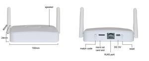 Image 5 - Yanivision H.265 CCTV Security Camera System HD 1080P Wifi Mini NVR Kit Video Surveillance Home Wireless IP Camera Audio Outdoor